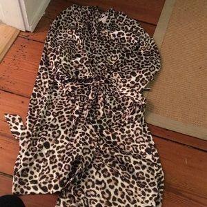 Victoria's Secret size small silk robe